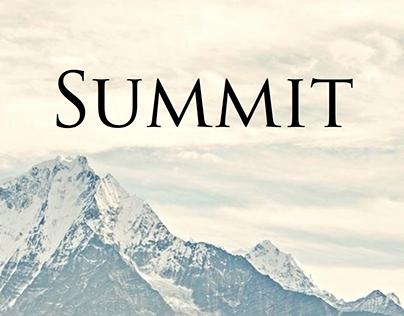 Summit: Mens Outerwear Trends