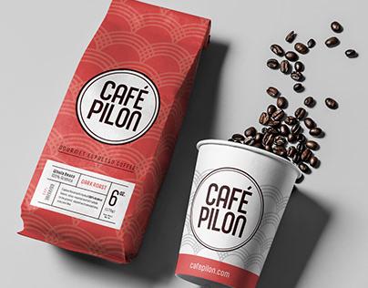 Café Pilon – Packaging Design