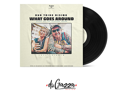 ·What comes around· Dub Tribe Rising x Alcázar Sound