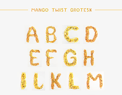 Mango Twist Grotesk