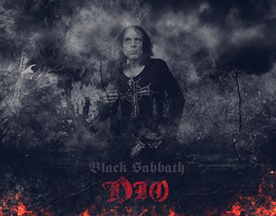 Dio . Black Sabbath Tribute . Poster & Wallpaper