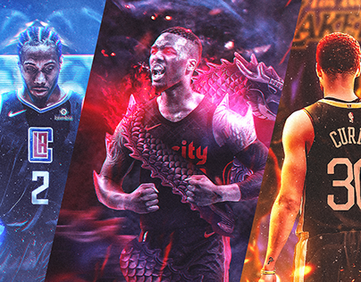 NBA Manipulations // Collection 1