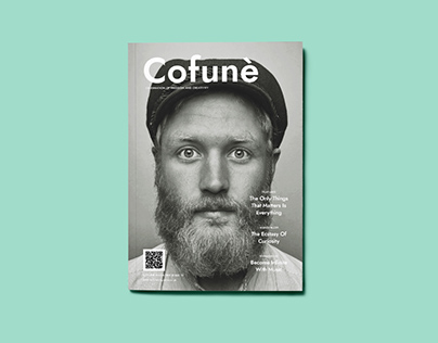 Cofune | Magazine Template