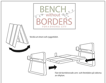 Bench without borders