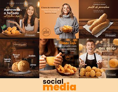 Design para Social Media - 2021