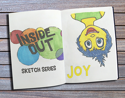 Inside Out Sketch Series