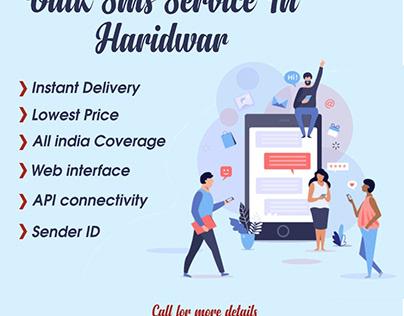 Best bulk SMS agency in Haridwar