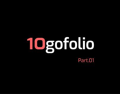 10 Years Logofolio / Part.1