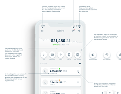 Project Silverblock – The Crypto Wallet Concept