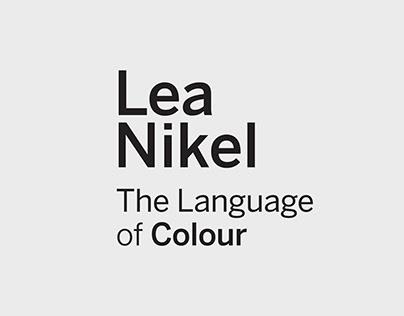 Lea Nikel - The Language of Colour