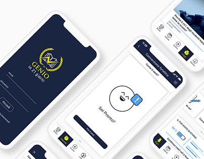 Genio in 21 giorni - App Design