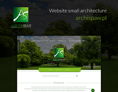 Website ArchiSpaw