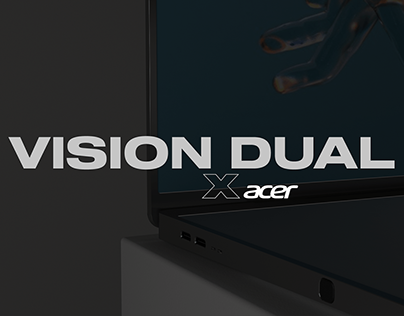 Acer Vision Dual-The Laptop for Creators