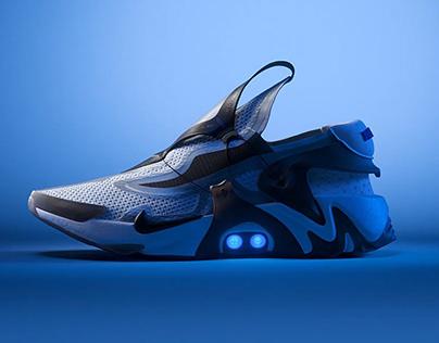 Nike — Adapt Huarache