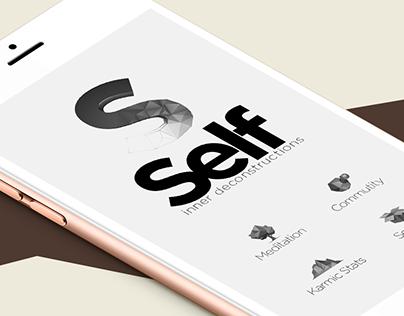 SELF / Inner deconstructions