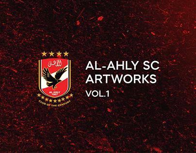 AHLY SC Artworks Vol.1