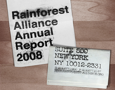 Rainforest Alliance | Annual Report