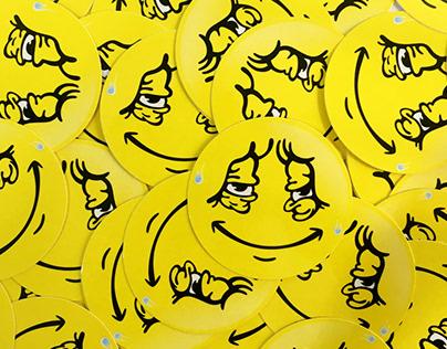 貼紙設計   Sticker Collection
