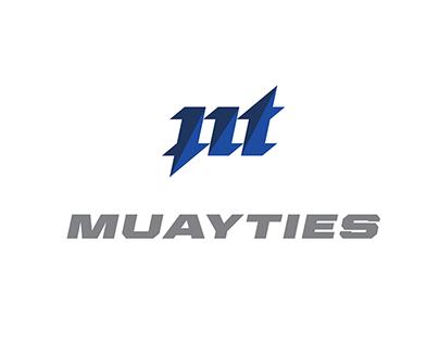 MuayTies Rebrand