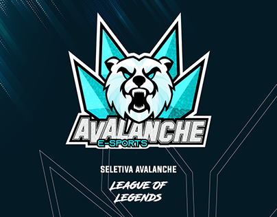 Twitch Overlay | Seletiva Avalanche