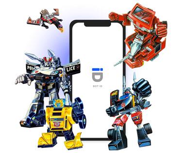 Transformer BOT iD Mobile App