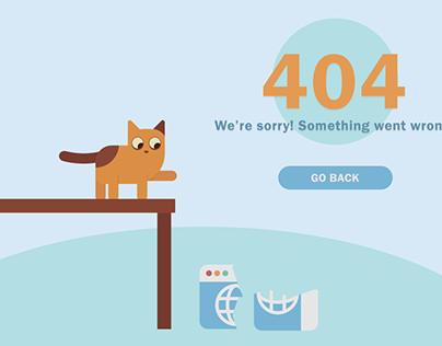 Cat 404