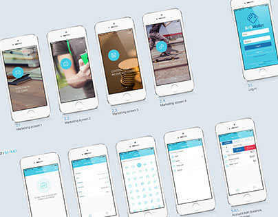Simple budget app Big Wallet