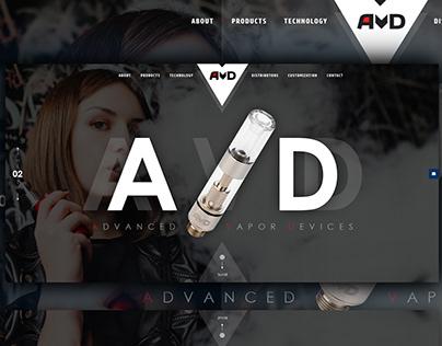 Advanced Vapor Devices (AVD)
