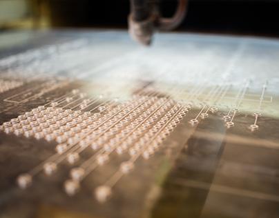 Graviranje na pleksi steklo