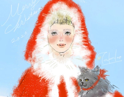 【private work】Merry Christmas