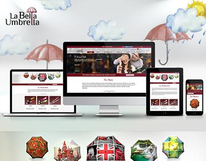 Website LaBellaUmbrella