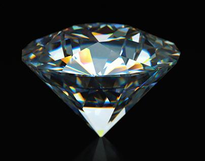 Octane Diamond Material - Cinema 4D Tutorial