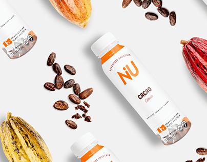 NiU Superfoods / Branding + Packaging + Web Design