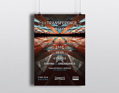 Transference - Logo & Brand Identity