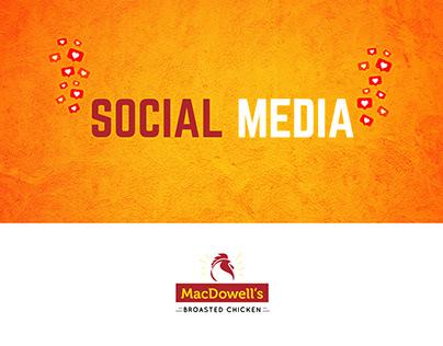 Social Media | MacDowell's