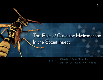 The Role of Cuticular Hydrocarbon In the Social Insect.