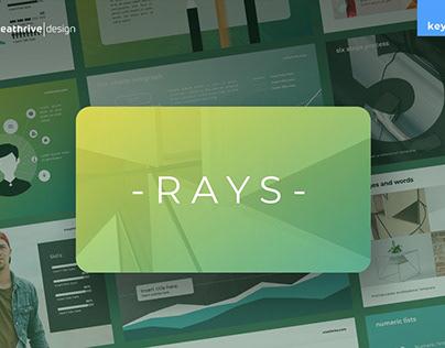 Rays Multipurpose Template