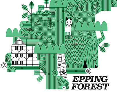 Epping Forest Map