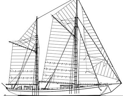 'Generał Zaruski' Tall Ship
