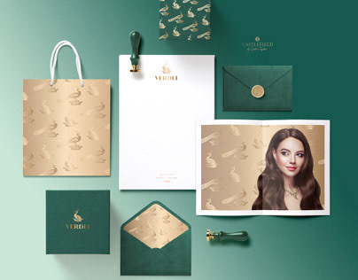 Verdel Branding & Packaging