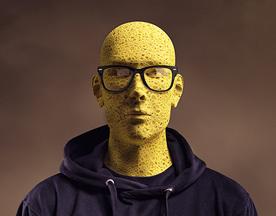 Sponge Head - Roger Hatchuel Academy 2016