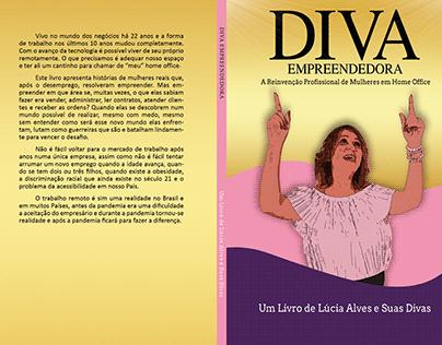 Capa Livro Diva