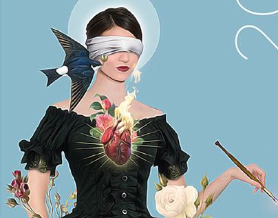 Poesia Fã Clube Antologia 2017 - Illustration/Design