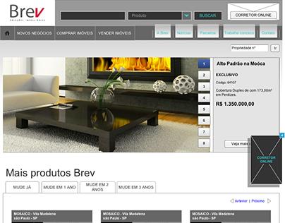 BREV - Negócios Imobiliários