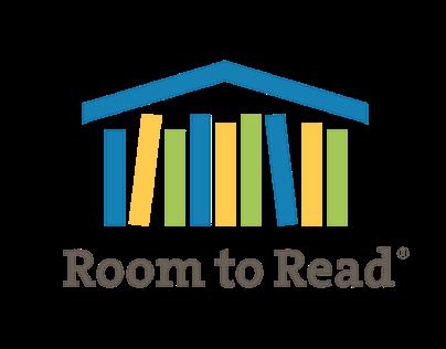 Room to Read: Website Redesign