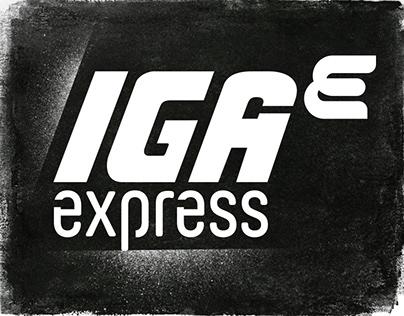 IGA urbain - Campagne promotionnelle - Cri agence