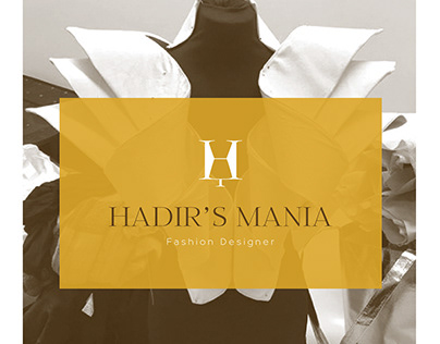 HADIR'S MANIA Identity