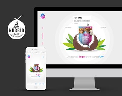 NU3BIO - Website