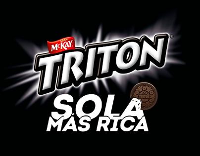 Triton Sola Más Rica