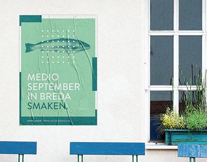 Smaken Breda - Restaurant